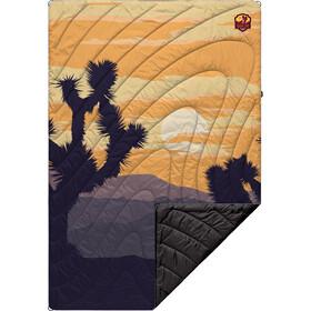 Rumpl Original Puffy Printed Couverture de survie 1 Personne, joshua tree